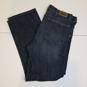 Wrangler Originals 36x32 Men's Blue Jeans